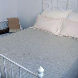 Manta con Flecos para cama 90