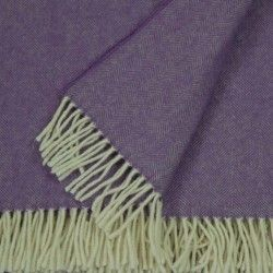 Decke Violett