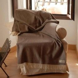 Mink Sofa Throw