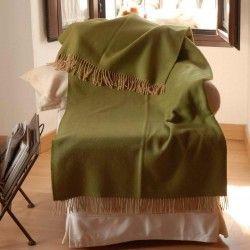 Light Khaki Blanket