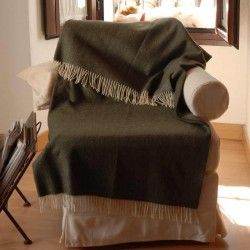 Sofa Throw Green