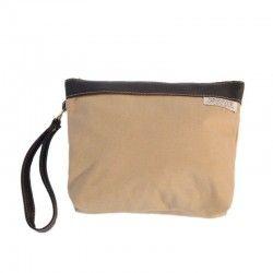Small Camel Handbag