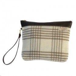 Small Check Handbag