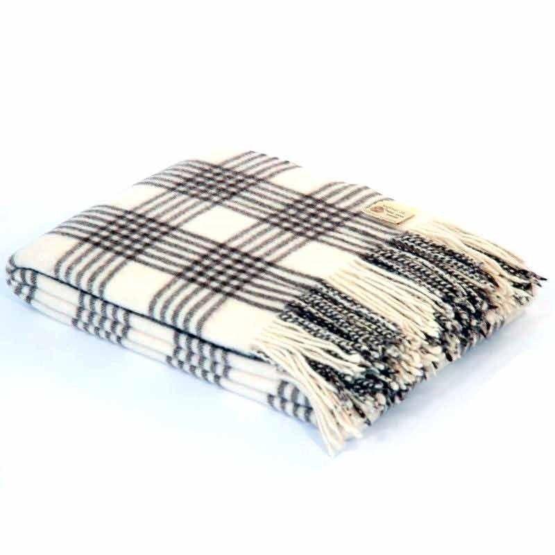 Check Travel Blanket