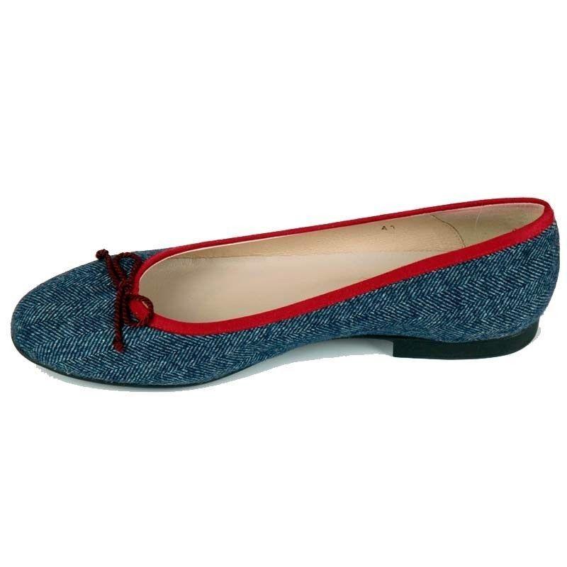 Navy Blue Ballerina