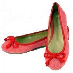 Rot Ballerinas