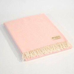 Pink Throw Blanket