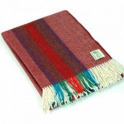 Marsala Travel Blanket