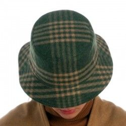 Green Round Cap