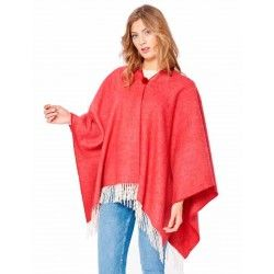 Red Poncho