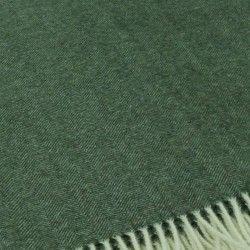 Sofadecke Grün
