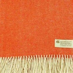 Orange Decke