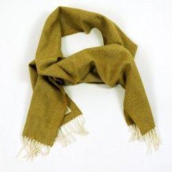 Bufanda Amarilla Mostaza