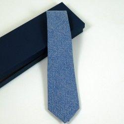 Krawatte Indigo