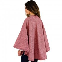 Bordeaux kurzes Cape