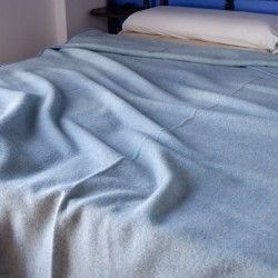 Blue Bed Blanket