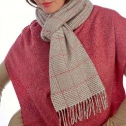 Red Welsh Scarf