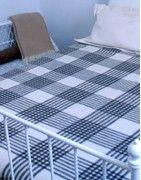 Wool Bed Blankets & Throws| SOFT Merino Wool | Grazalema