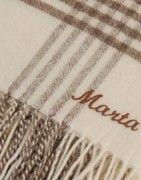 Mantas de Viaje | Lana Merino 100% Suave | Plaids | GRAZALEMA