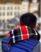 Bufandas para Hombre de Lana Merino | Caballero | GRAZALEMA