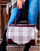 Wolle Handtaschen | Grazalema
